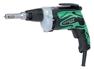 Hitachi - Koki W6va4 Screw Driver (No Load Rpm 3000, Weight 1.4kg)