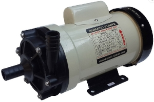 Numatic Plants 2 Hp Magnetic Drive Sealless Pump Ss 300