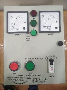 Mxvolt Heavy Duty Single Phase Control Panel 2 Hp