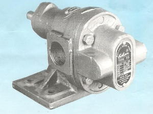 Eckon Capacity 30 Lpm Rotary Gear Oil Pump Eg-075