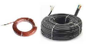 Submersible Cable And Safety Wire For 1 Hp Borewell Submersible Pumps