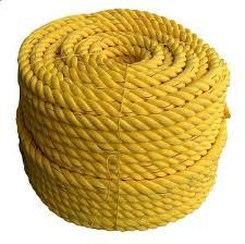 Pahal 6 Mm Nylon Rope Twisted - (Pack Of  110 Mtr)