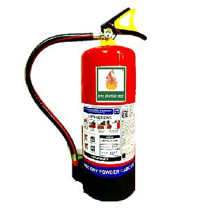 4p Abc Dry Powder Fire Extinguisher 4 Kg 4p-Abc-G4