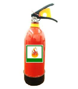 4p Abc Dry Powder Fire Extinguisher 1 Kg 4p-Abc-G1