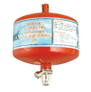 Omex 10 Kg Abc Modular Type Fire Extinguisher 10 Kg