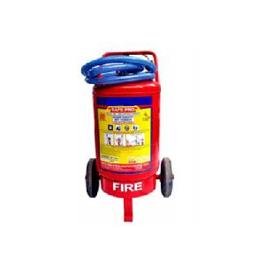 Safe Pro 50 Litre Gas Pressure Water Co2 Type Fire Extinguisher