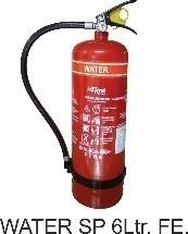 Intime 6 Litre Stored Pressure Water/Foam Type Fire Extinguisher Stw6