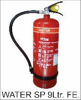 Intime 9 Litre Stored Pressure Water/Foam Type Fire Extinguisher Stw9