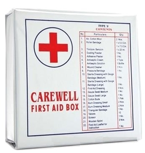 Buy Care Well Type 5 First Aid Box Online In India At Best Prices