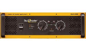 Studio Master Dja 4000 (4 Oh @ 1400) Dja Series Amplifier