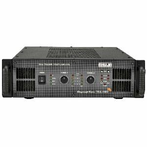 Ahuja Dual Channel Pa Power Amplifier Dxa-1802