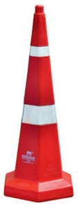 Nilkamal Traffic Cones Hexagonal Base Hx1000
