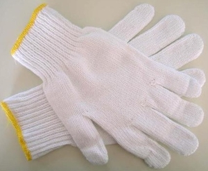 Srv Knit Gloves  Pack Of 100 Pair Kg19