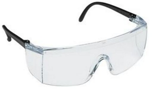 3m 1710 Uncoated Clear Punk Goggle Pack Of 25