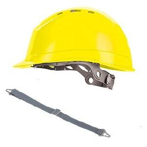 c02dde48 Buy Mallcom Yellow Ventilated Safety Helmet Diamond XI with Chin Strap  CH01STR Online in India at Best Prices