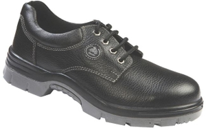 Bata Industrials Safemaster Oxford-St 10.0 No. Black Steel Toe Safety Shoes