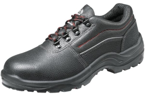 Bata Industrials Equator Bora 6.0 No. Black Steel Toe Safety Shoes
