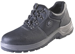 Bata Industrials Equator Acapulco 2 7.0 No. Black Steel Toe Safety Shoes