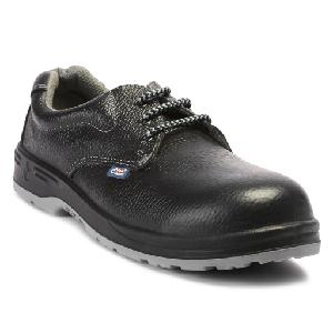 Allen Cooper Ac-1143 9 No. Black Steel Toe Safety Shoes