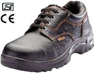 Acme Atom (Ap-3) 5.0 No. Black Steel Toe Safety Shoes