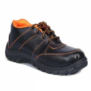 Safari Pro Zumba 8 No. Black Steel Toe Safety Shoes