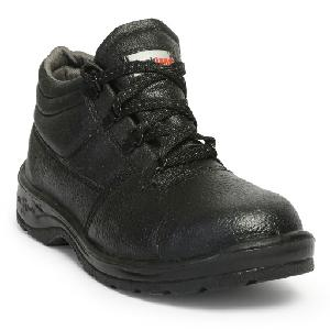 Hillson Rockland 8 No Black Steel Toe Safety Shoes
