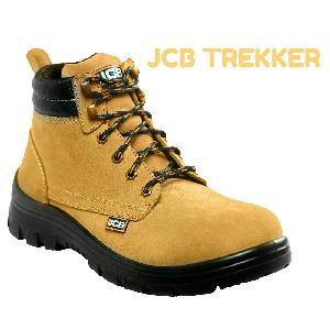 Buy JCB Trekker Buff Nubuck Leather