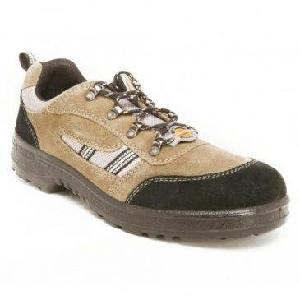Liberty Warrior 7198-254 12 No. Shude Black Steel Toe Safety Shoes