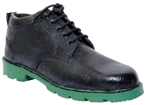 Jk Port Jkpgrnntrl 9 No. Black Steel Toe Safety Shoes