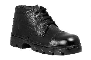 Jk Port Jkpb008blk7 Airmix Steel Toe Safety Shoes Size: 7