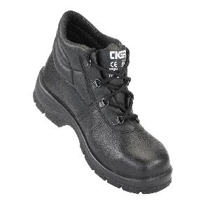 2ce02754070 Buy Tiger-by Mallcom Leopard S1BG High Ankle Steel Toe Safety Shoes ...