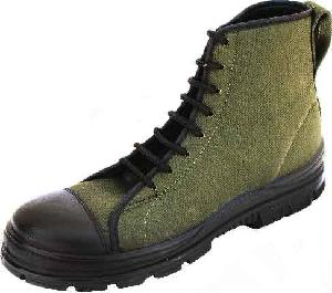 Aktion Safety Shoes Service Footwear Jungle Boot Size 6