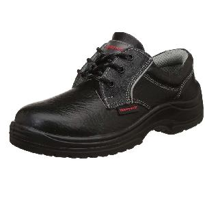 Honeywell Classic Leather Single Density Pu Bis Safety Shoes Hs100x-41/7