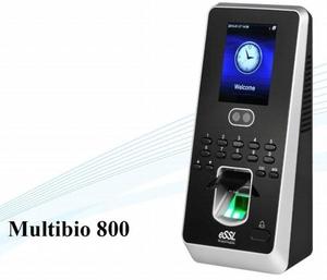 ESSL Multi-Biometric Time Attendance System - Multi Bio 800
