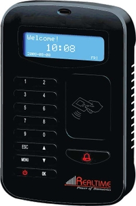 Realtime Biometric Finger Record Capacity 10000 - Realtime T 12 C