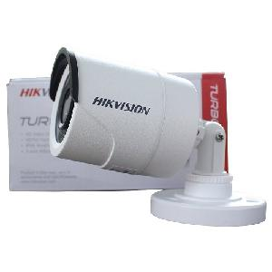 Hikvision 1 Mp Hd Bullet Camera Ir Distance 20 Mtrs. Ds-2ce16c0t-Ir F