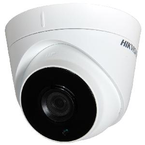 Hikvision 2 Mp Hd Dome Camera Ir Distance 40 Mtrs. Ds-2ce56d0t-It3