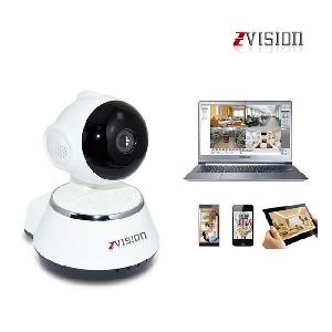 Zvision 1.3mp 960p Wireless Cctv Security Camera With Memory Card Slot