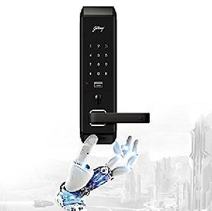 Godrej Advantis 4967 Digital Door Lock With Biometric