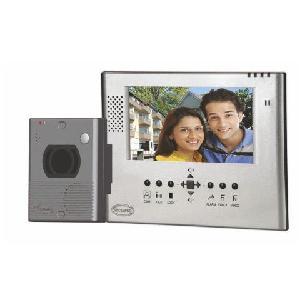 Securico Flush Mount Video Door Phone SEC-SLD 07C AC S FMC