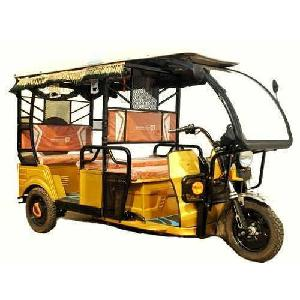 Urja Arai Approved E Rickshaw Solar Accessories