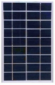 Waaree 320 Watt 24 V Solar Panel Polycrystalline WS-320/24 V