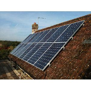 Vikram Solar 340W Vikram Monocrystalline Solar Panel Solar Panels