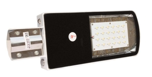 Navaid 20w Solar Led Street Light Luminary Sls18ledg (Silver Line)
