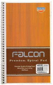 Falcon Spiral Pad 1/6 Medium (100 Pages)