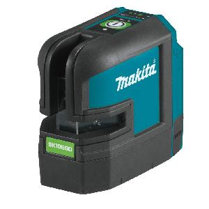 Makita 12v Max Cxt Self-Leveling Cross-Line Green Beam Laser Sk105gdz