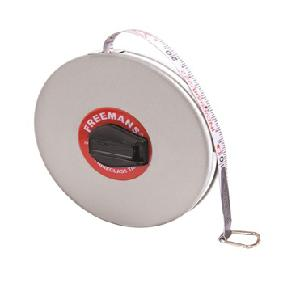 Freemans Fn50 Fiber Glass Leatherette 50m Measuring Tape Width 13 Mm