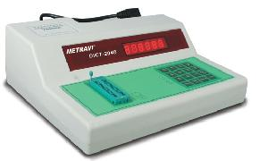 Metravi Digital Ic Tester 12va Dict-2040