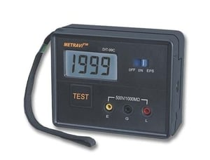Metravi Dit-99d Digital Insulation Tester (Irt Range 2g Ohm)