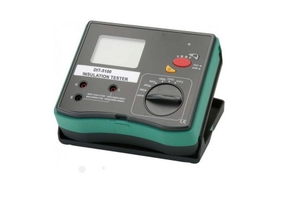 Mextech Dit-5100 Digital Insulation Tester (Range 0.1 To 200 G Ohm)
